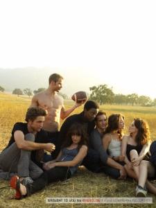 Twilight cast Vanity Fair