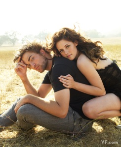 Rob and Kristen Vanity Fair