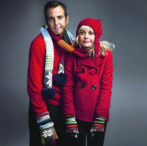 Will Arnett Amy Poehler Gap Ad