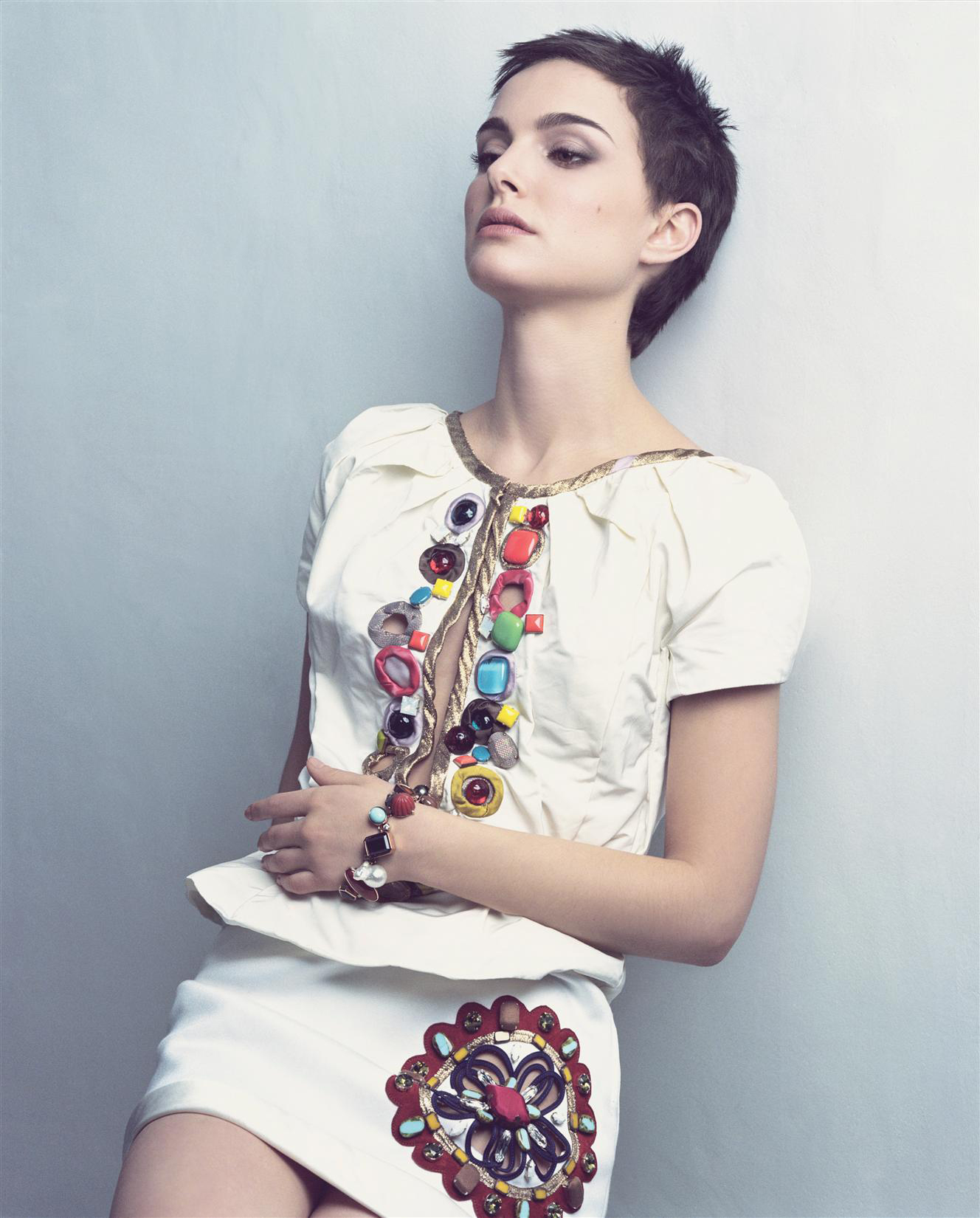 Displaying 16 gt images for audrey tautou haircut pixie