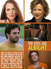 the kids are all right poster, Julianne Moore