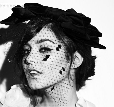vanessa hudgens photoshoot instyle uk. Vanessa Hudgens : The Other