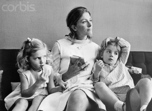 Vanessa Redgrave with Joely and Vanessa Richardson