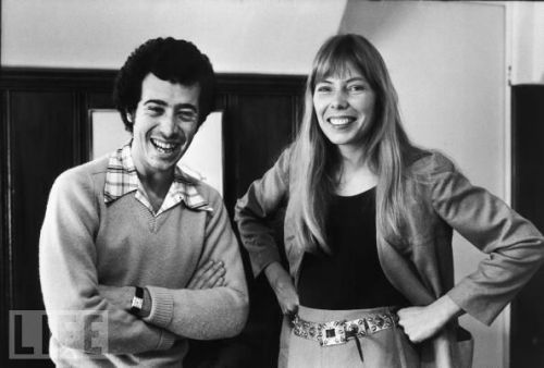 joni mitchel david geffen