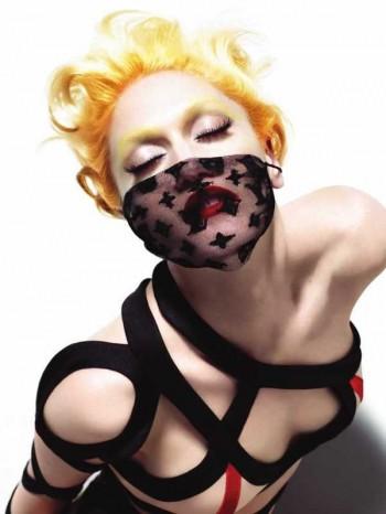 Gwen Stefani V magazine