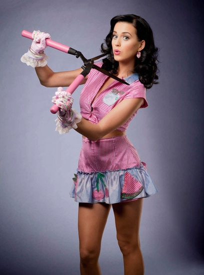Katy Perry VMA photo shoot