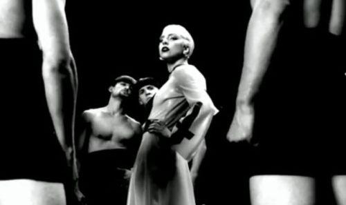Lady Gaga Alejandro video still