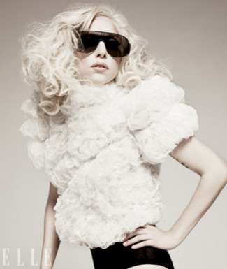 Lady-Gaga, Elle
