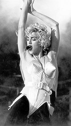 Madonna Jean Paul Gaultier design