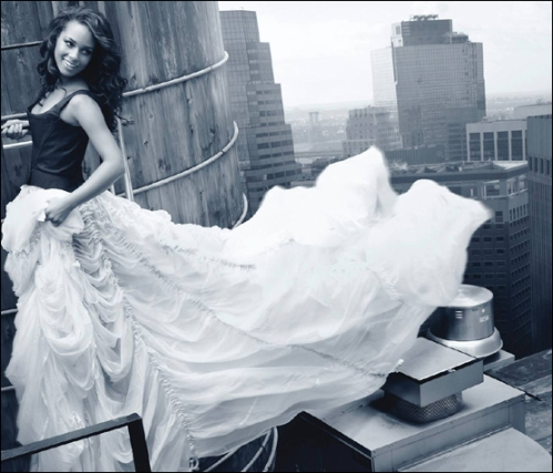 Alicia Keys_Uptown Magazine shoot