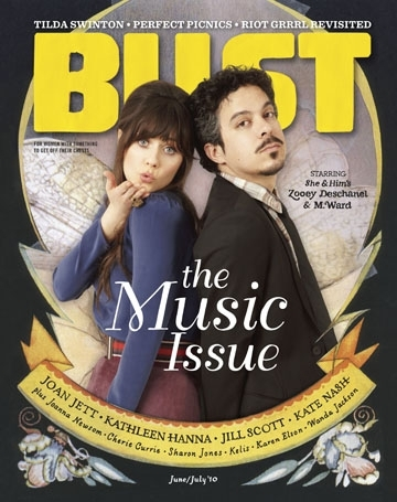Bust Magazine_She and Him