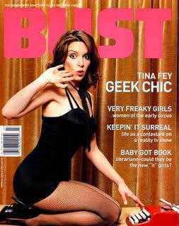 BUST Magazine_Tina Fey