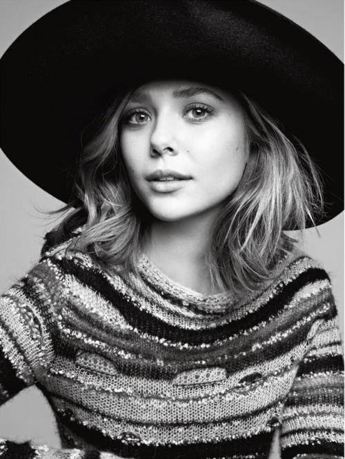 Elizabeth Olsen_V Magazine