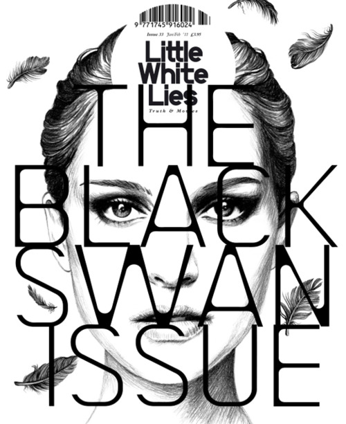 Little-White-Lies-The-Black-Swan-issue 33, Dec 2010