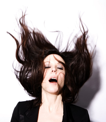 mary louise parker photo shoots