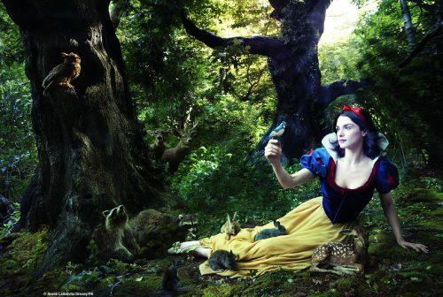 Rachel Weisz, photo by Annie Leibowitz