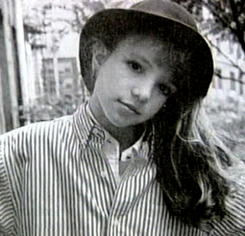 Britney Spears_vintage_young photo