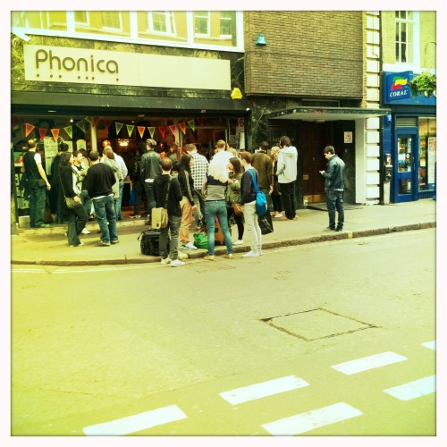 Phonica Records Soho