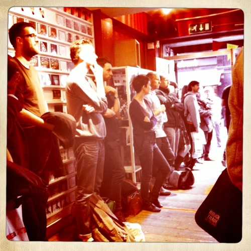 Phonica Record Store Soho on National Record Store Day 2011