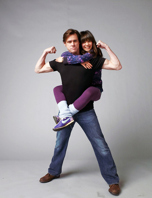 Zooey Deschanel, Jim Carrey, Yes Man