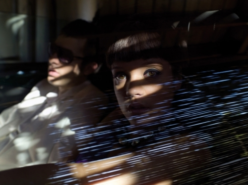 lilly allen-mark ronson, by factory 311