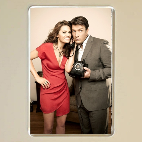 castle tv guide nathan fillion stana katic