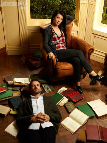 elementary_promo-lucy-liu-jonny-lee-miller-entertainment-weekly