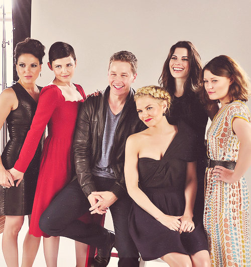 Once Upon a time cast at C