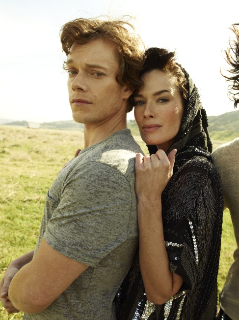 Rolling-Stone-Magazine-Outtakes-game-of-thrones-Alfie Allen, Lena Headey